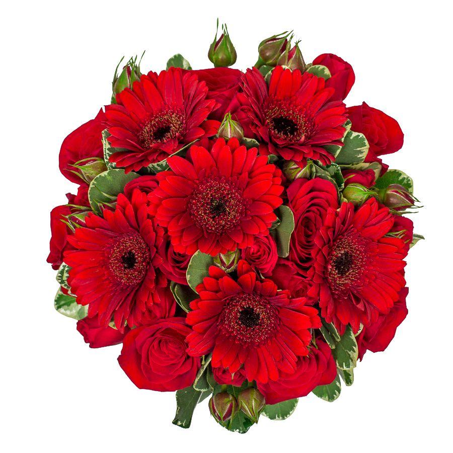 """Букет цветов """"Страсть"""""""